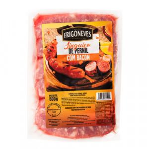 Linguiça de Pernil com Bacon