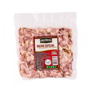 Bacon Especial Pernil em Cubos - 250g