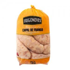 Linguiça de Frango Congelada - 1 Kg
